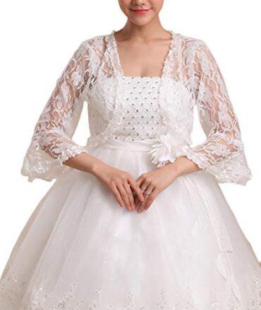 mantella abito sposa