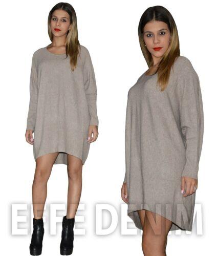 maxi maglione donna